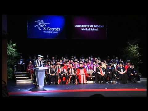 Principal Kopelman's address at Nicosia graduation ceremony>